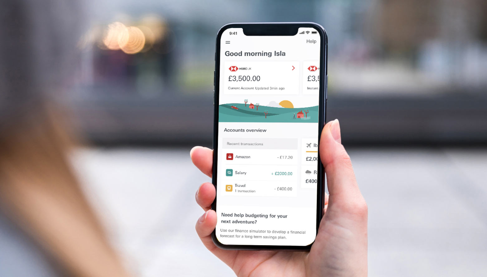 HSBC launch first to market open banking app